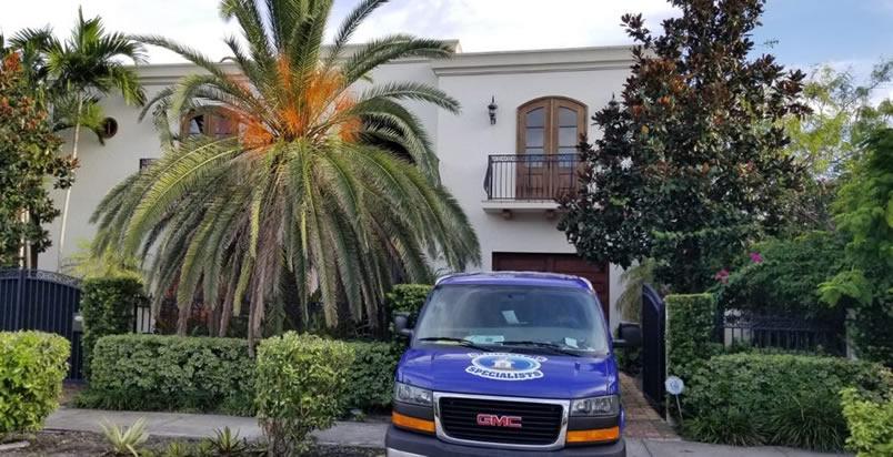 Fort Lauderdale water leaks detection and repair
